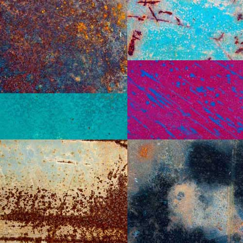 Free Rust Textures